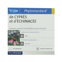 Pileje Phytostandard Cyprès Echinacée 30 comprimés