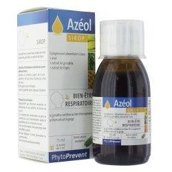Pileje PhytoPrevent Azéol Sirop Bien-être Respiratoire 75ml