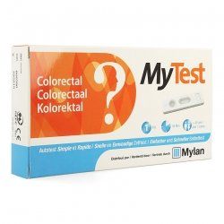 Mylan My Test Colorectal Autotest Simple et Rapide 1 Kit