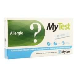Mylan My Test Allergie Autotest Simple et Rapide 1 Kit