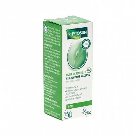 Phytosun huile essentielle eucalyptus radiata bio 10ml