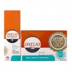 Laboratoire Jaldes Oxelio Pack Soin Spécifique Solaire 30 ml + Solaire 60 capsules OFFRE DECOUVERTE -30%