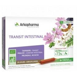 Arkofluide Transit Intestinal Bio 20 ampoules