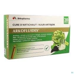 Arkofluide Cure d'Artichaut 20 unicadoses
