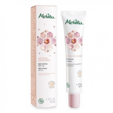Melvita Nectar de Roses BB Cream SPF 15 40 ml