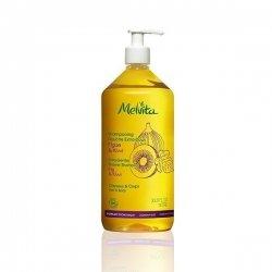 Melvita Shampooing Douche Extra-Doux Figue et Kiwi 1 L