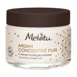 Melvita Argan Crème-Huile Jeunesse 50ml