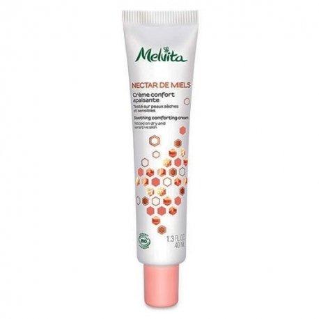 Melvita Nectar De Miels Crème Visage Confort Apaisante 40ml
