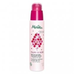 Melvita Pulpe De Rose Sérum Sorbet Repulpant Eclat 30ml