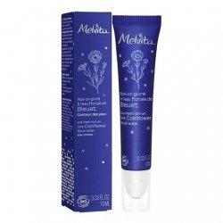 Melvita Roll-On Givré Eau Florale Bleuet Contour Des Yeux Bio 10ml