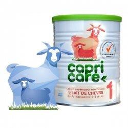 Capricare 1 Lait de Chèvre pour Nourrissons Dès la Naissance jusqu'à 6 mois 400 g