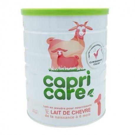 Capricare 1 Lait de Chèvre 0-6 Mois 800g