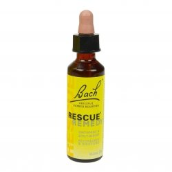 Bach Rescue Remedy Gouttes Réconforte et Rassure 20ml