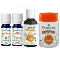 Puressentiel Pack Angine, Maux de Gorge et Rhinopharyngite