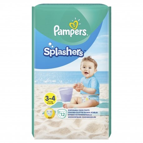 Culottes de bain Pampers