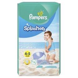 Pampers Splashers T4-5 9-15kg Couche-Culotte de Bain 11 unités