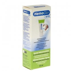 Hemoclin spray hémorroïdes 35ml