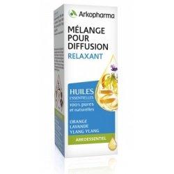 Arkential Arko essentiel Mélange pour diffusion relaxant 15ml