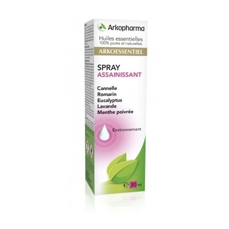 Arkopharma Essentiel Spray Assainissant 30ml