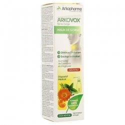 Arkopharma Arkovox Spray Maux de Gorge Goût Menthe 30ml