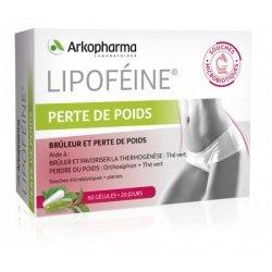 Arkopharma Lipoféine Perte de poids 60 gélules