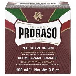 Proraso Crème Avant-Rasage Bois de Santal 100ml