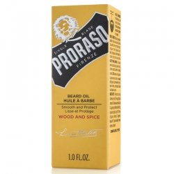 Proraso Beard Oil Wood & Spice 30ml