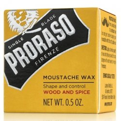 Proraso Moustache Wax 15ml