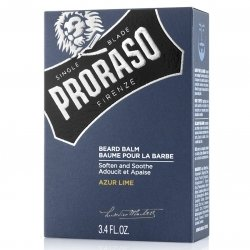 Proraso Baume à Barbe Azur and Lime 100ml