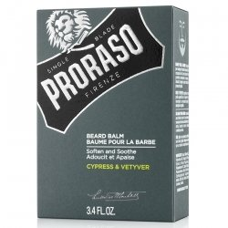 Proraso Baume à Barbe Cypress and Vetyver 100ml