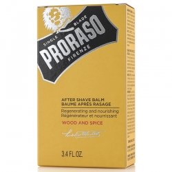 Proraso Baume Après-Rasage Wood and Spice 100ml