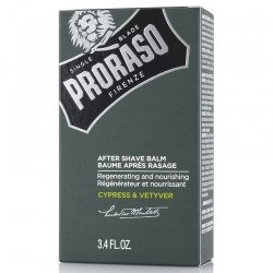 Proraso Baume Après-Rasage Cypress and Vetyver 100ml