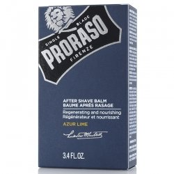 Proraso Baume Après-Rasage Azur and Lime 100ml