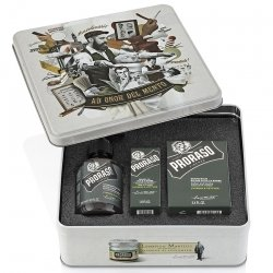 Proraso Kit Barbe Cypress and Vetyver 3 produits
