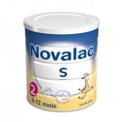 Novalac S 2 6-12 mois 800g