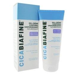 Cicabiafine Gel-Crème Corporel Effet Fraîcheur 400ml