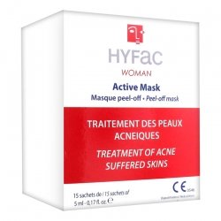 Hyfac Active Masque Peel-Off 15X5ml