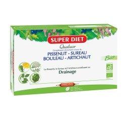 Super Diet Bio Artichaut 20 ampoules