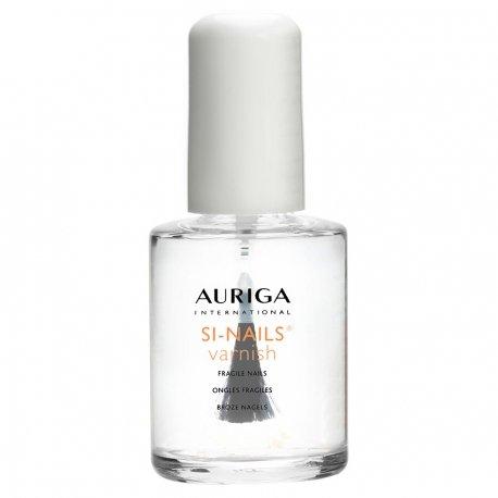 Auriga Si-nails varnish soins des ongles solution liquide 12ml