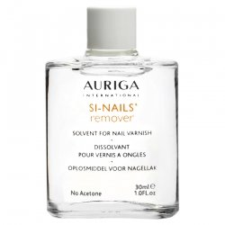 Auriga Si-nails remover dissolvant pour vernis à ongles solution 30ml