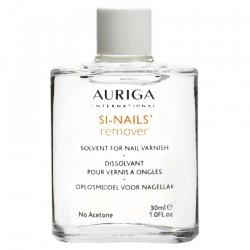 Auriga Si-nails remover dissolvant pour vernis à ongles solution 30ml