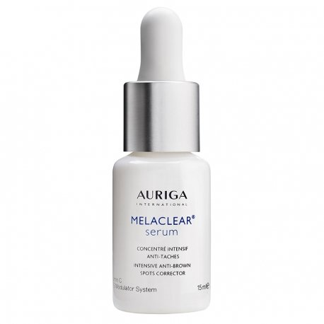 Auriga Melaclear sérum dépigmentant intensif lotion 15ml