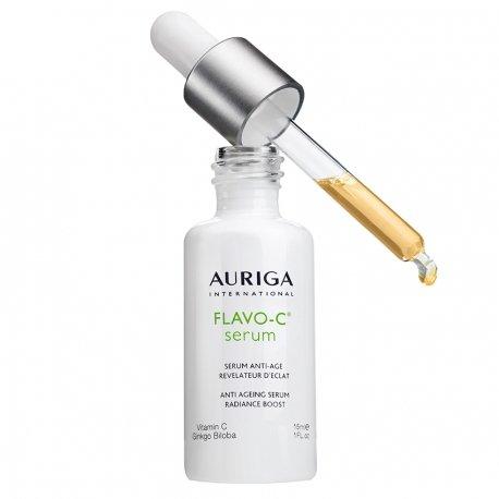 Auriga Flavo-c sérum réparateur antirides 15ml