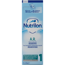 Nutricia Nutrilon A.R. 1 Trialpack 5 x 22gr