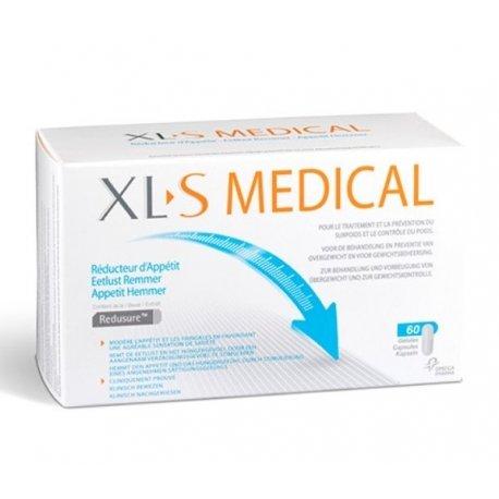 Xls Medical Réducteur d'Appétit 60 gélules