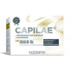 Nutrisanté Capilae+ Croissance des Cheveux 60 capsules
