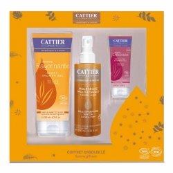 Cattier Coffret Ensoleillé - 3 produits