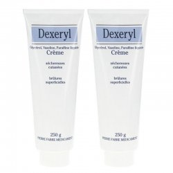 Dexeryl Pack Crème Peau Sèche 2x250ml