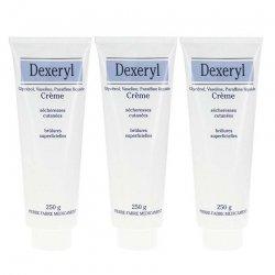 Dexeryl Pack Crème Peau Sèche 3x250ml