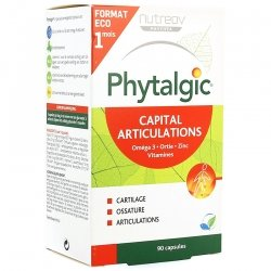 Phytalgic Capital Articulations 90 capsules